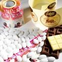 Etichette per industria dolciaria