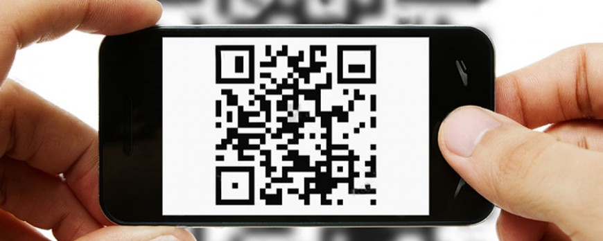 QR CODES ON LABELS