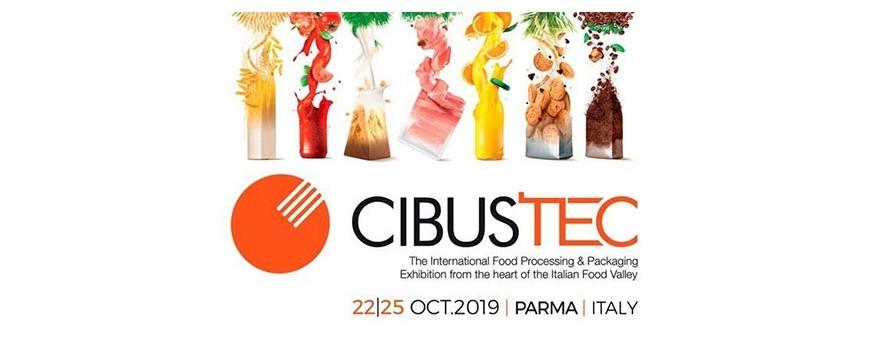 Cibus Tec 22 - 25 Ottobre Parma